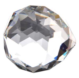 cristal à facettes feng shui