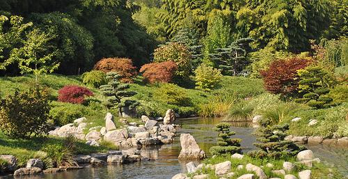 Le feng shui du jardin
