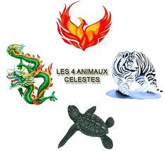 les animaux protecteurs feng shui