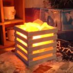 lampe de sel et lumiere feng shui