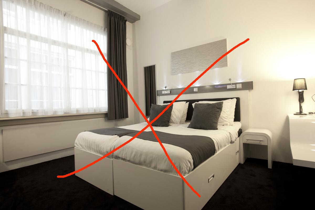 Tete De Lit Contre Radiateur un lit feng shui à 100% - le feng shui facile