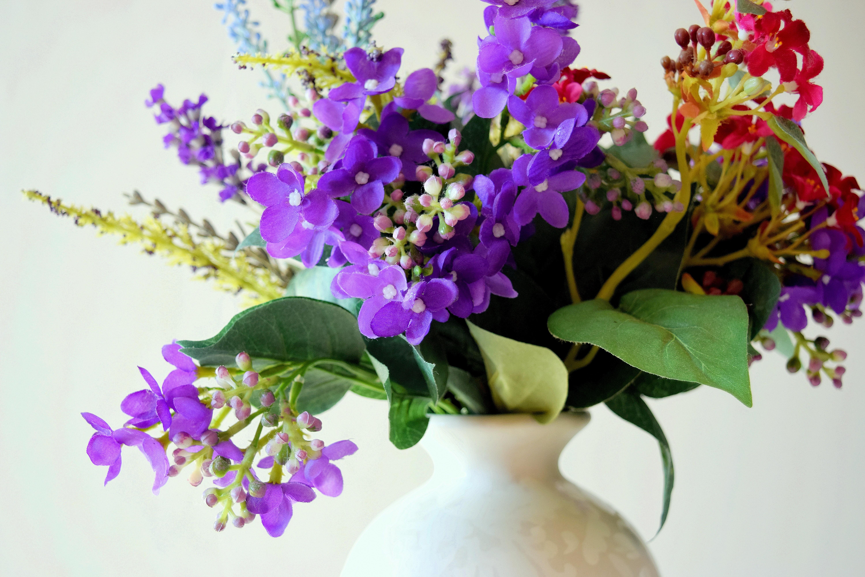 images feng shui - lefengshuifacile.com - bouquet de fleurs feng shui
