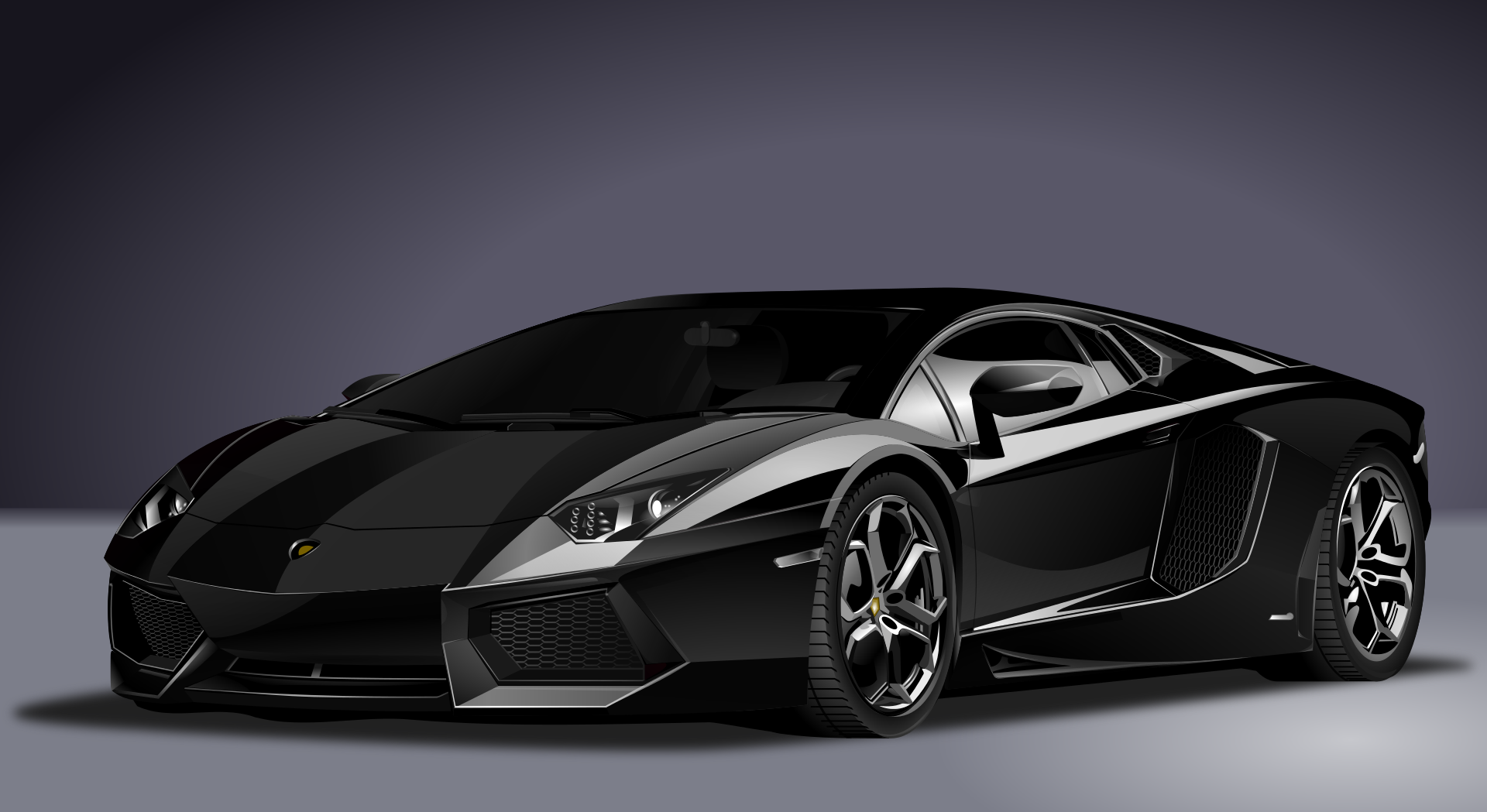 images feng shui - lefengshuifacile.com - voiture luxe - Lamborghini
