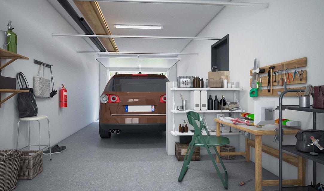 garage feng shui