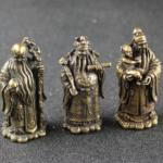 Trois gardiens celestes nouvel an chinois 2021