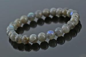 bracelet labradorite - puissance des pierres